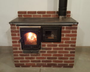 The Cabin Stove Firespeaking