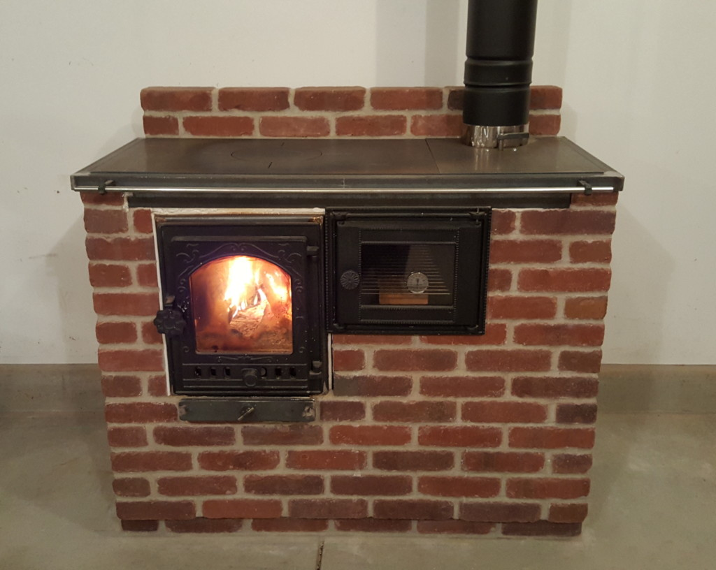 The Shop Cabin Stove Firespeaking